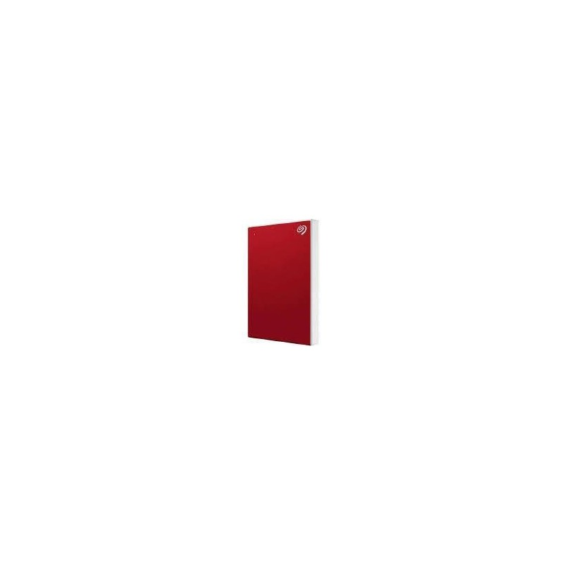 External HDD | SEAGATE | One Touch | STKC4000403 | 4TB | USB 3.0 | Colour Red | STKC4000403